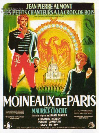 Les Moineaux De Paris Poster