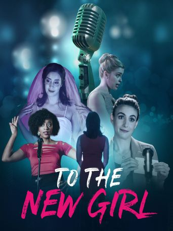 To the New Girl Poster