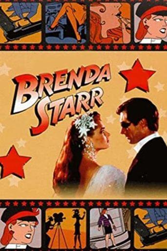 Brenda Starr Poster