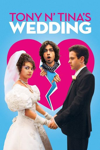 Tony n' Tina's Wedding Poster
