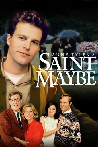 Saint Maybe Poster