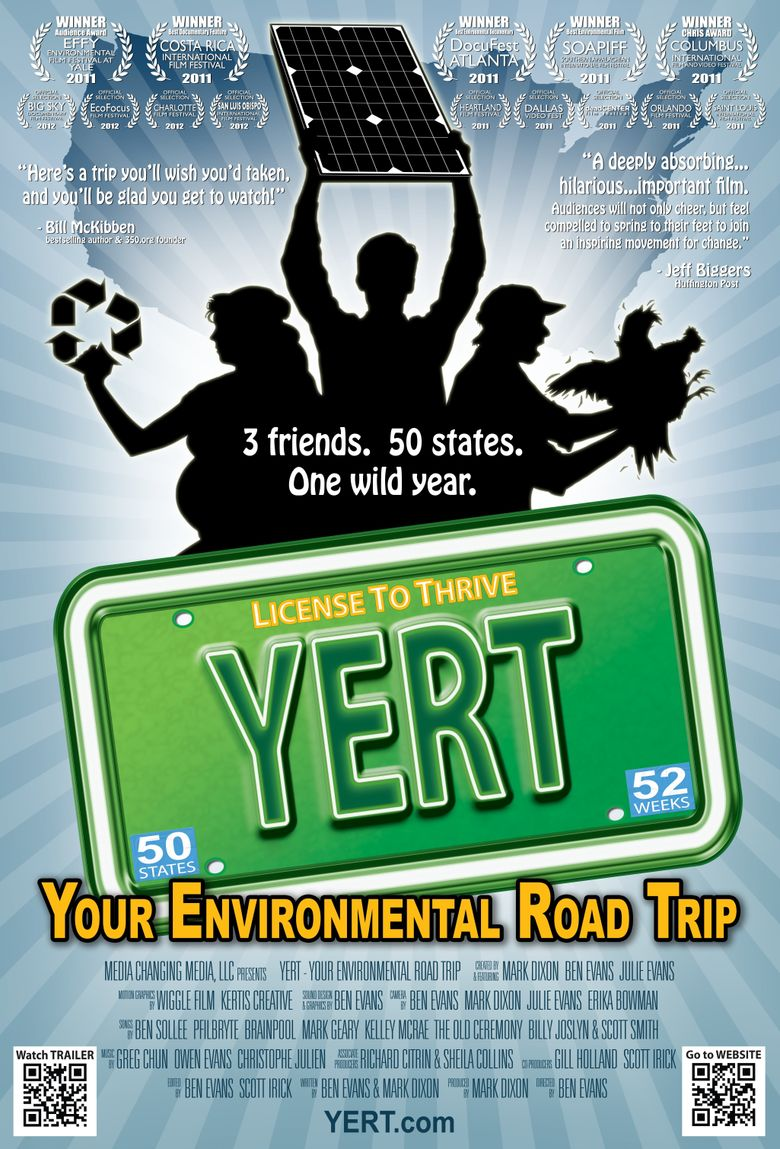 Watch YERT: Your Environmental Road Trip