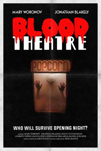 Blood Theatre Poster