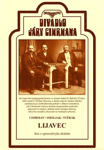 Lijavec Poster