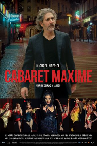 Cabaret Maxime Poster