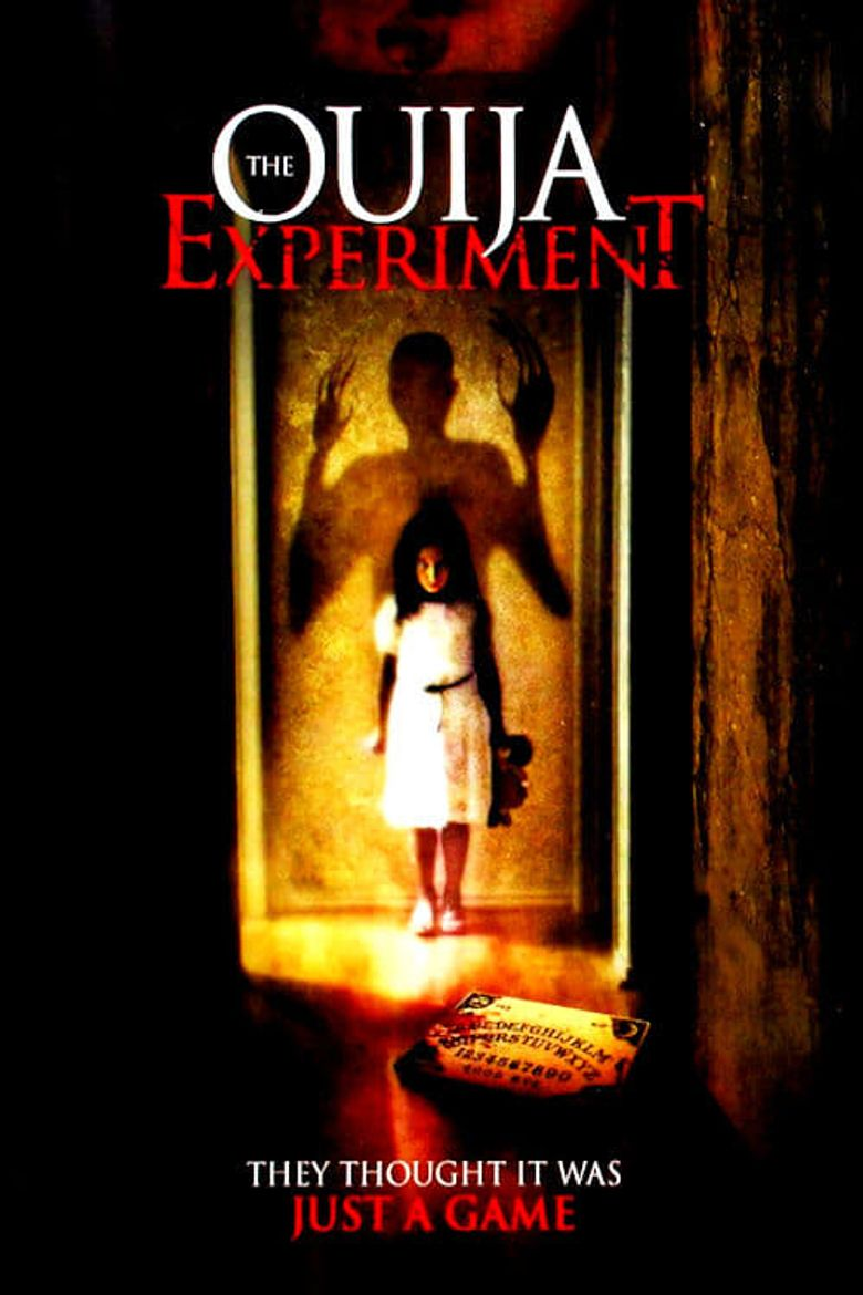 The Ouija Experiment Poster