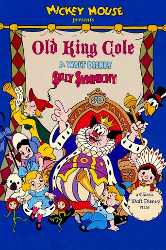 Old King Cole Poster