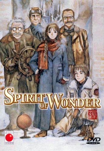 Spirit of Wonder: Miss China's Ring Poster