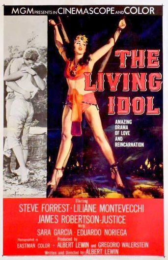 The Living Idol Poster