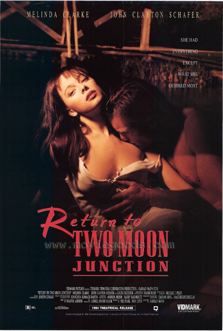 Return to Two Moon Junction Poster