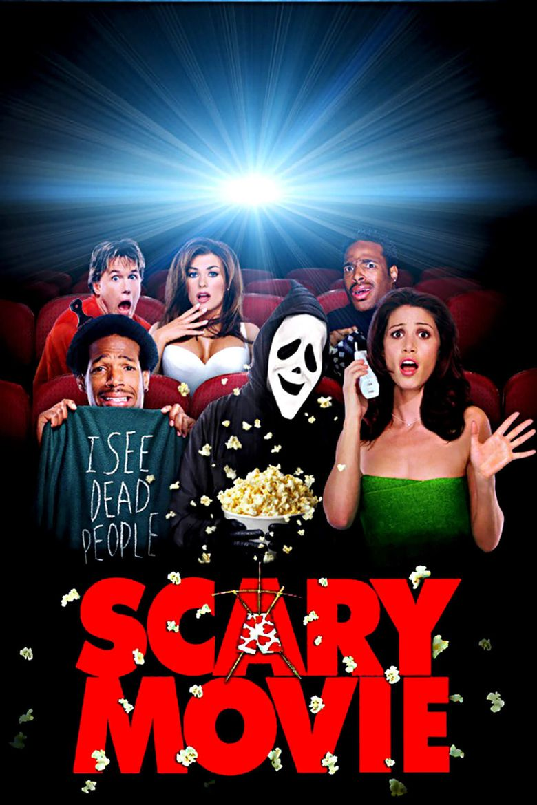 Watch Scary Movie