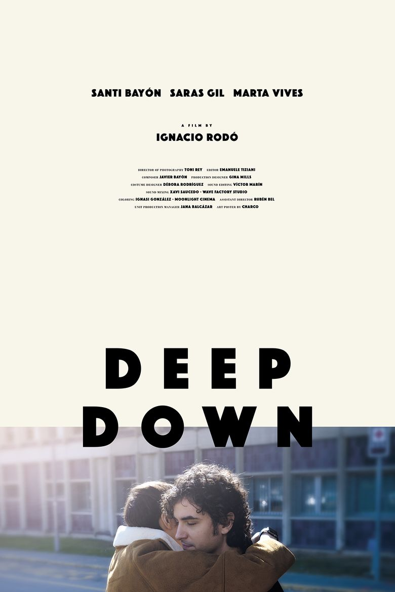 Deep Down Poster