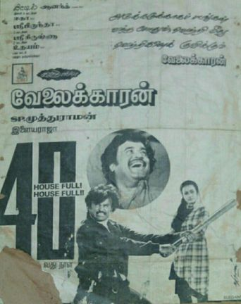 Velaikkaran Poster