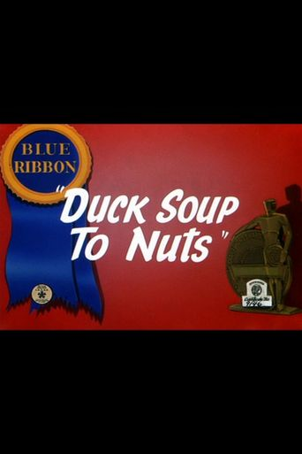 Duck Soup to Nuts Poster