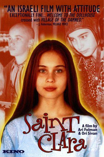 Saint Clara Poster