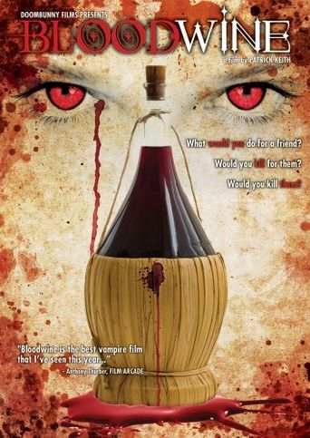 Bloodwine Poster