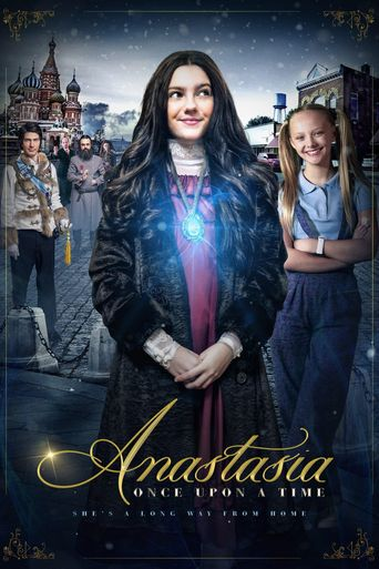 Anastasia: Once Upon a Time Poster