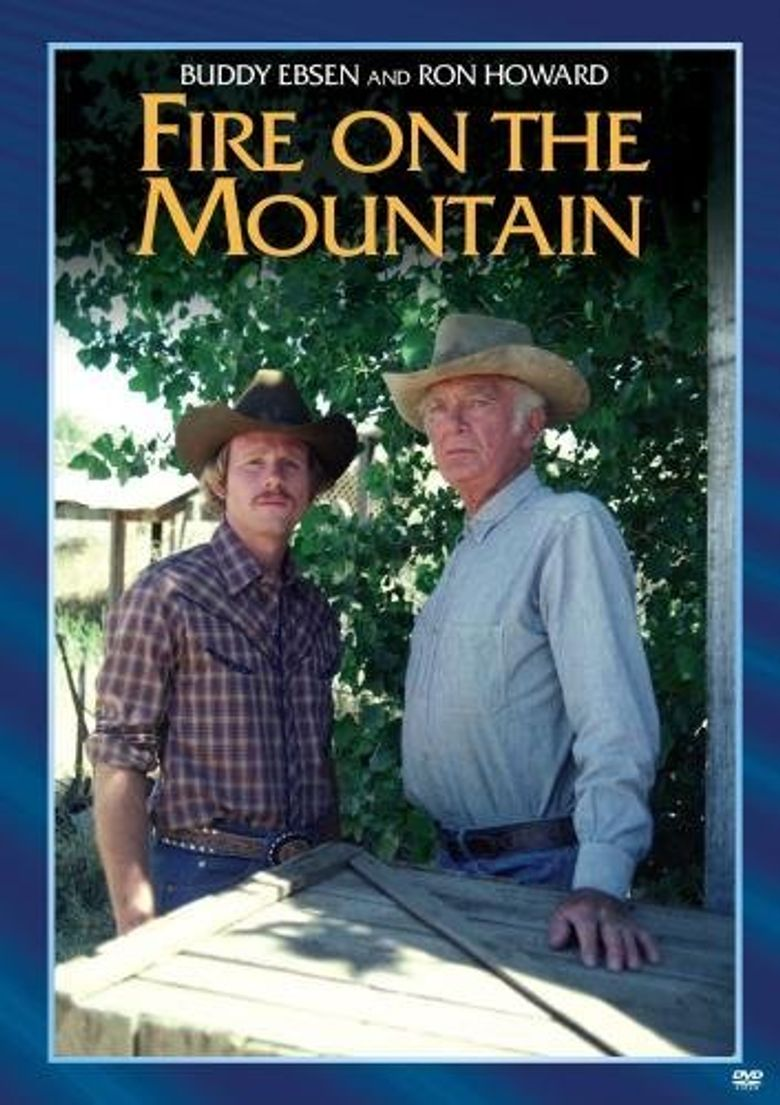 Fire on the Mountain Poster