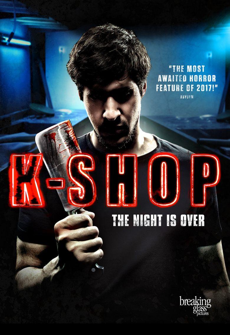K - Shop Poster
