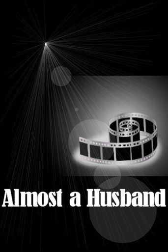 Almost a Husband Poster