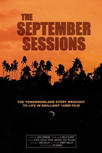The September Sessions Poster