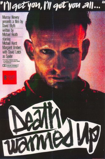 Death Warmed Up Poster