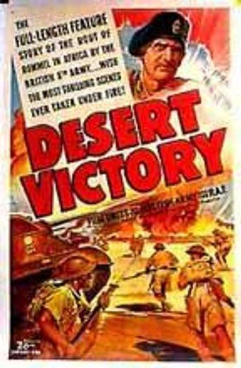 Desert Victory Poster