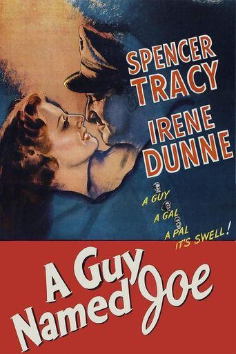 A Guy Named Joe Poster