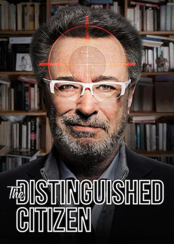 The Distinguished Citizen Poster