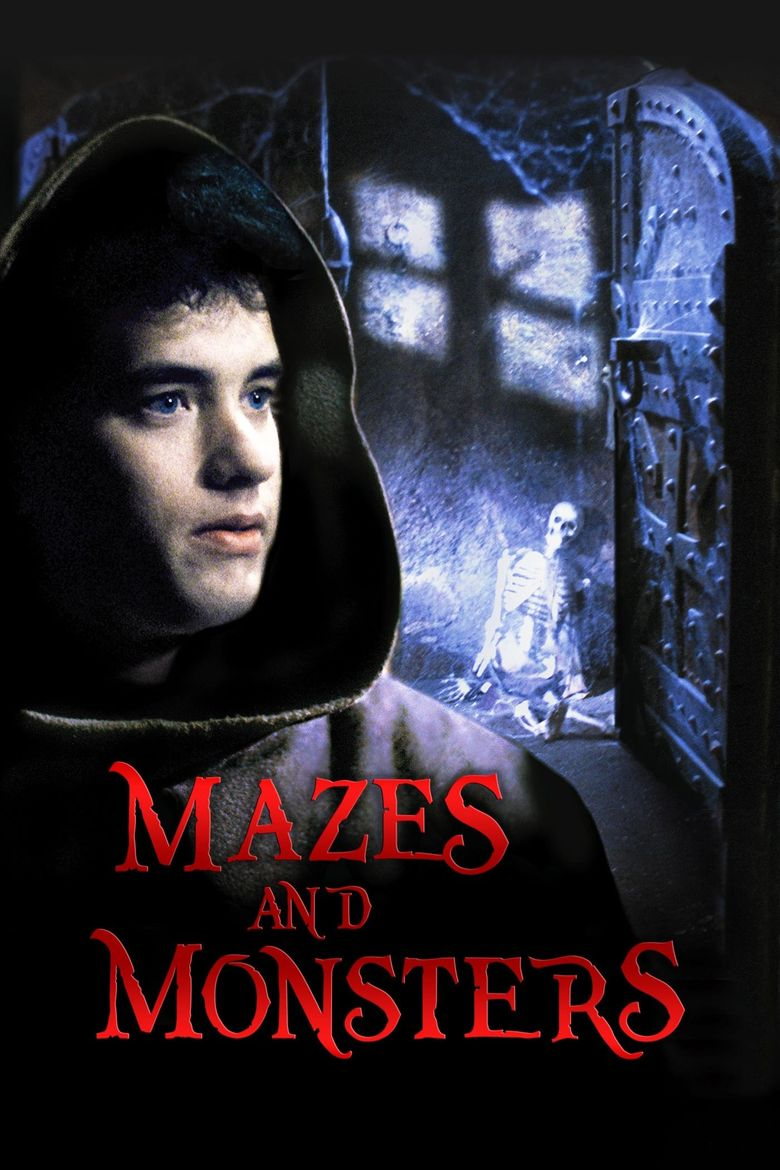 Mazes and Monsters Poster