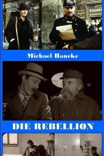 The Rebellion Poster