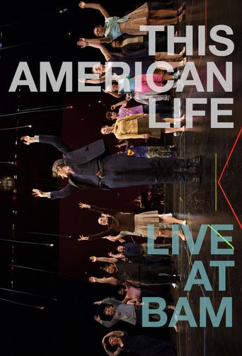 This American Life: Live at BAM Poster