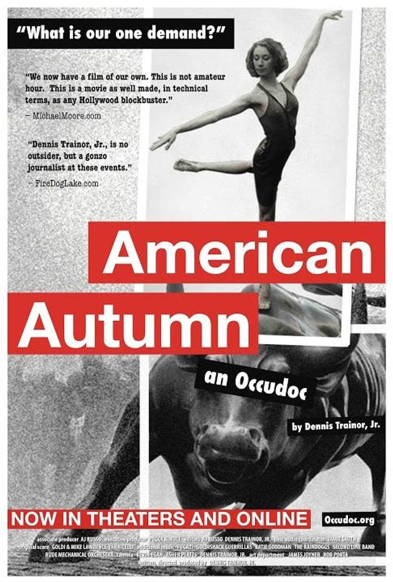 American Autumn: An Occudoc Poster