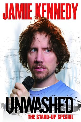 Jamie Kennedy: Unwashed Poster