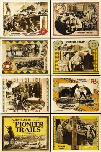 Pioneer Trails Poster