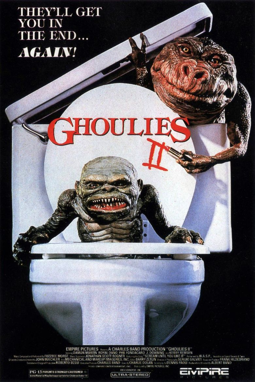 Ghoulies II Poster