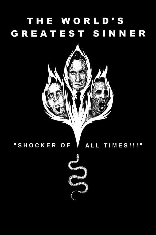 The World's Greatest Sinner Poster