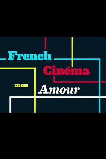 French Cinema Mon Amour Poster