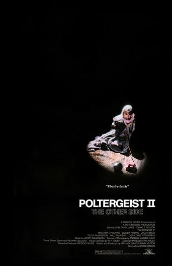 Watch Poltergeist II: The Other Side