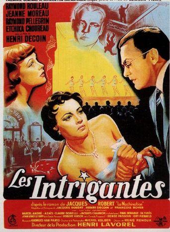 Les intrigantes Poster