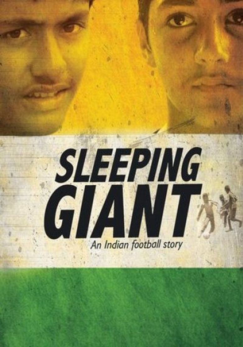 Sleeping Giant: An Indian Football Story Poster