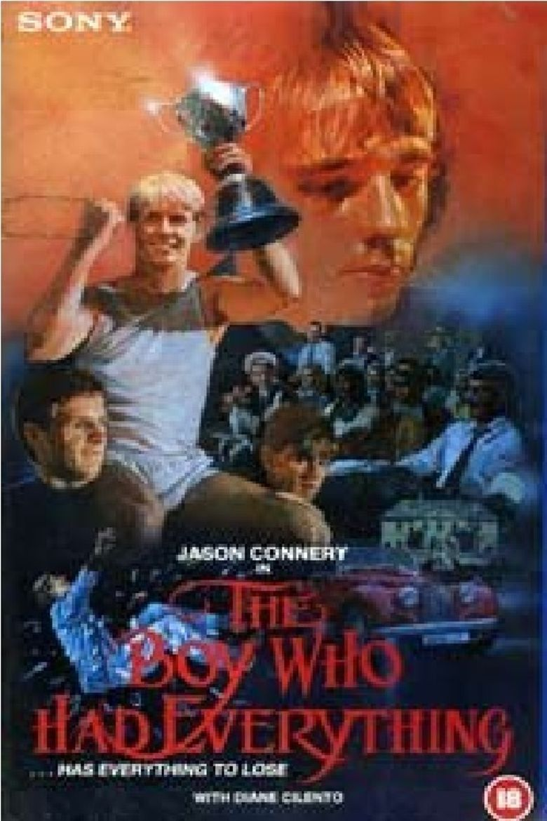The Boy Who Had Everything Poster