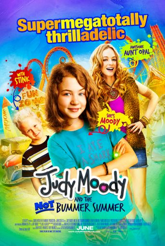 Watch Judy Moody and the Not Bummer Summer