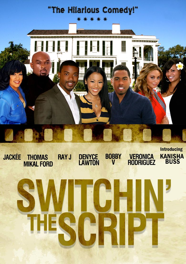 Switchin' The Script Poster