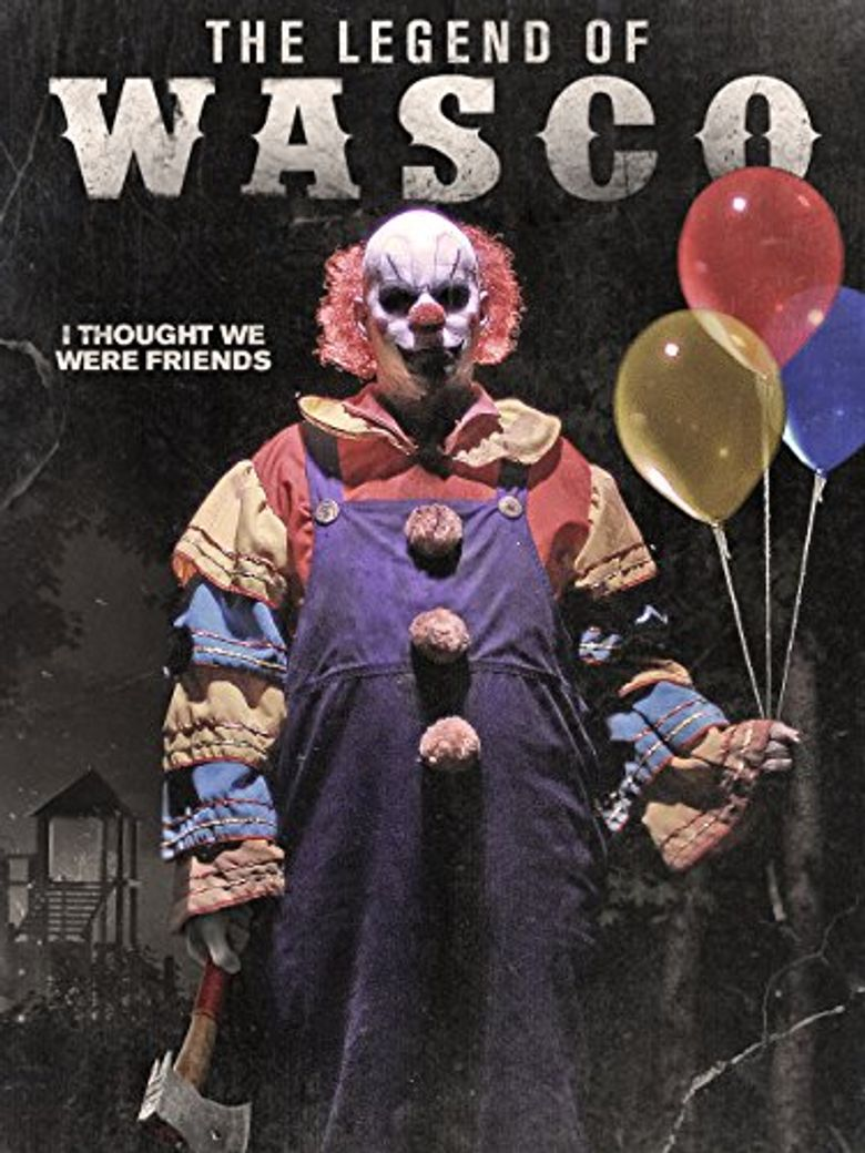 The Legend Of Wasco Poster