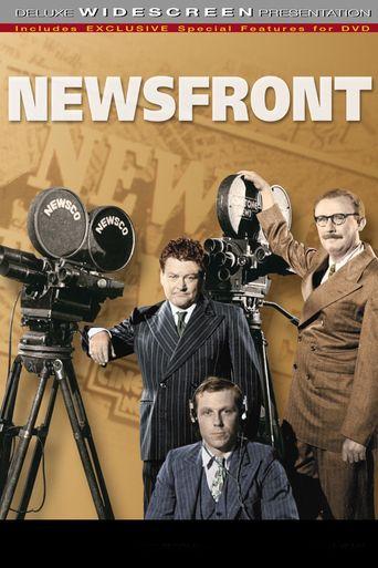 Newsfront Poster