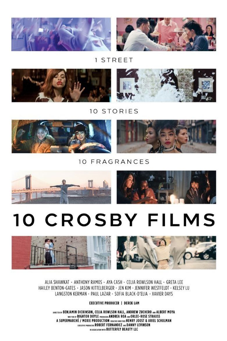 10 Crosby Poster