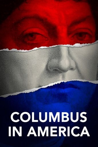 Columbus In America Poster