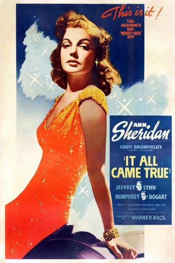 It All Came True Poster