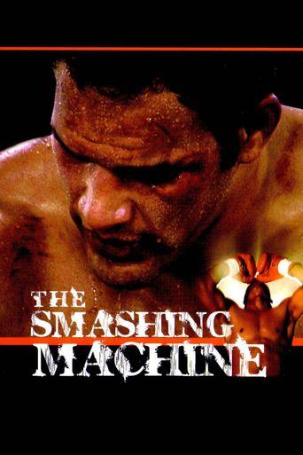 The Smashing Machine Poster